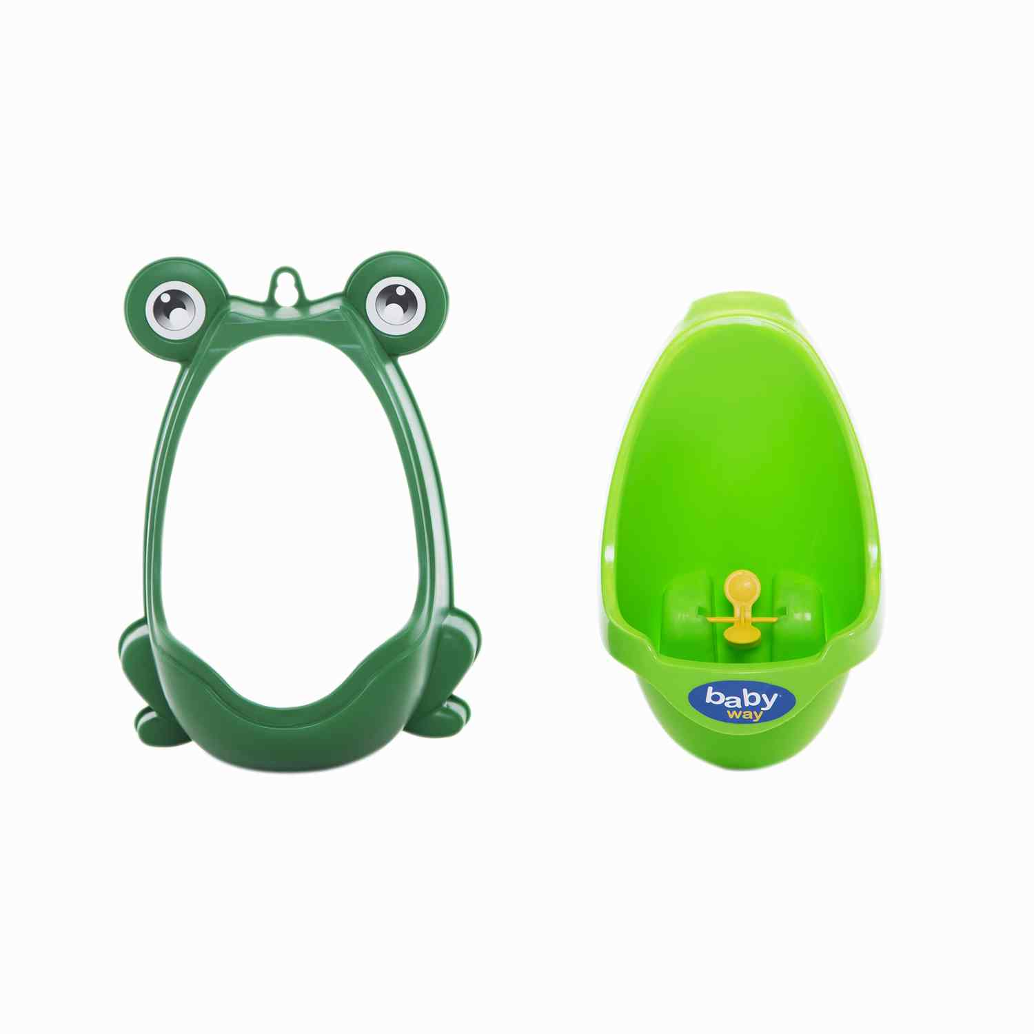 Baño Urinal Baby Way Verde