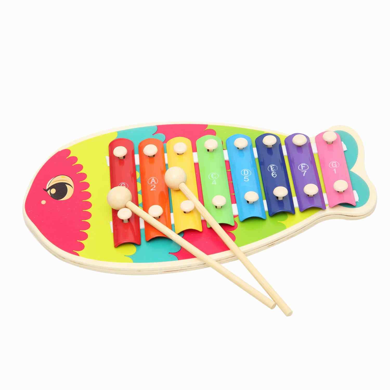 Juguete Madera Didactico Xilofono Baby Way