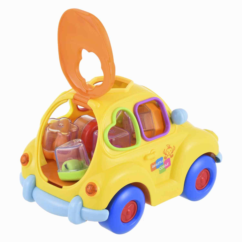 Auto Didactivo Encajes Baby Way