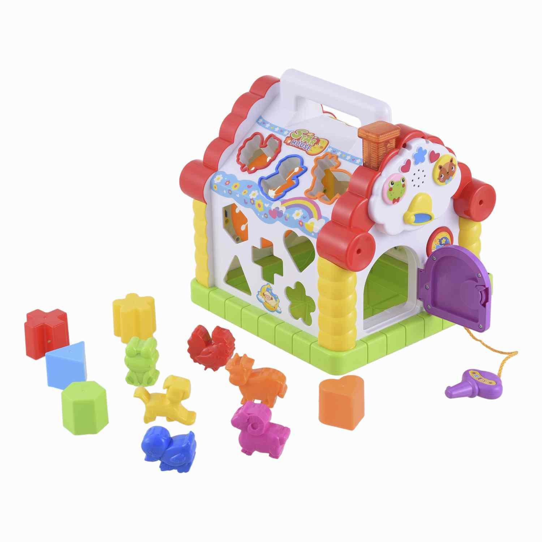 Casa Juegos Y Musical Interactivo Baby Way