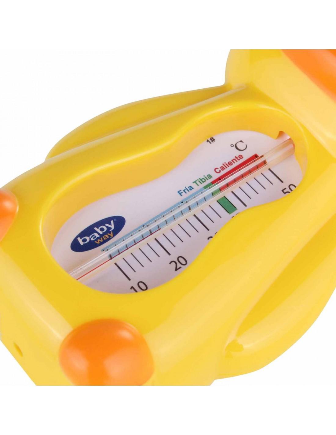 Termometro De Baño Chinita Baby Way Amarillo