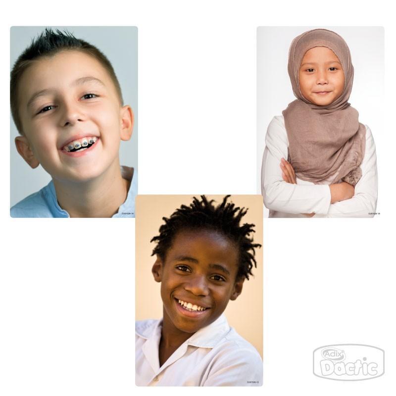 40% DCTO - Láminas diversidad