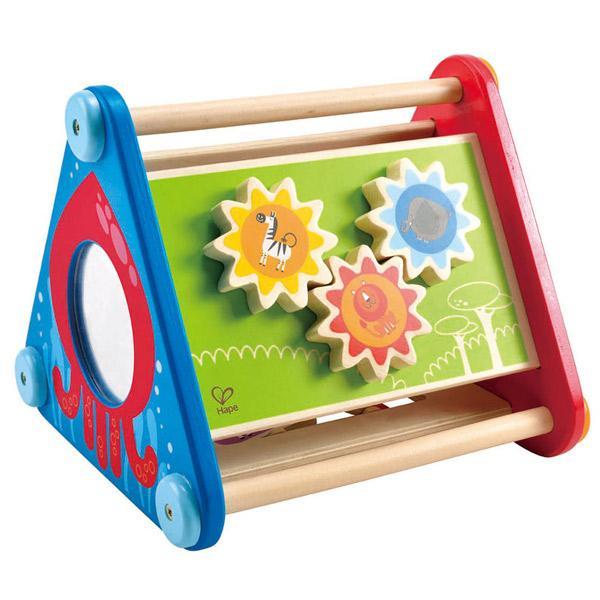 Caja de actividades portatil