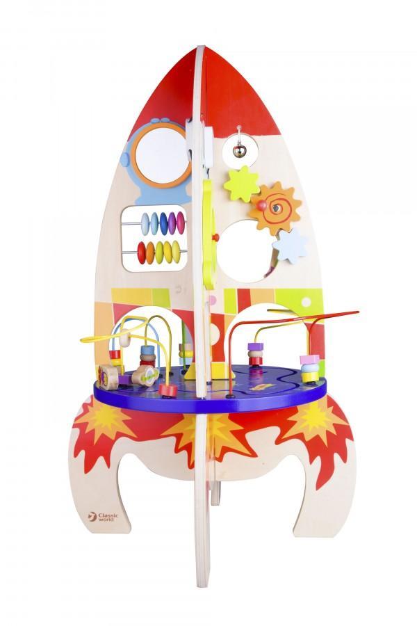 Cohete Multiactividades