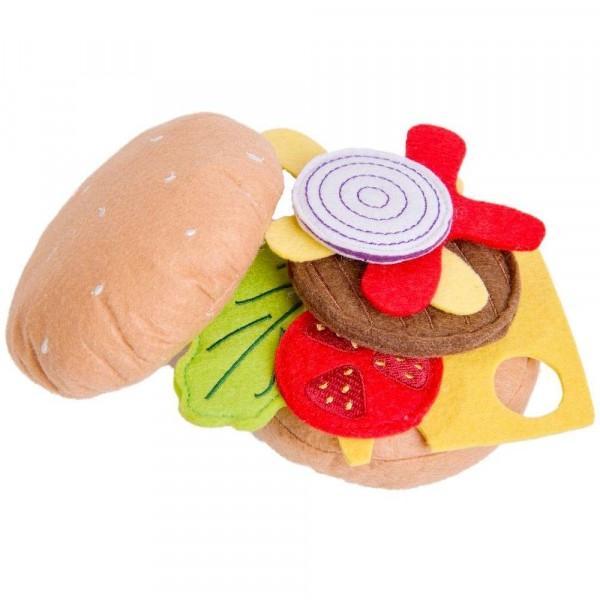 Set hamburguesa