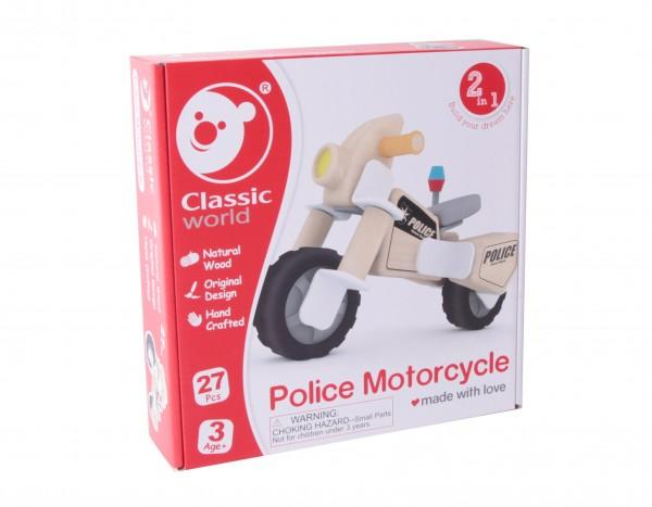Moto Policial Armable