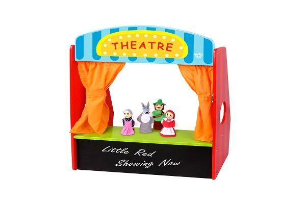 20% Teatro de Marionetas