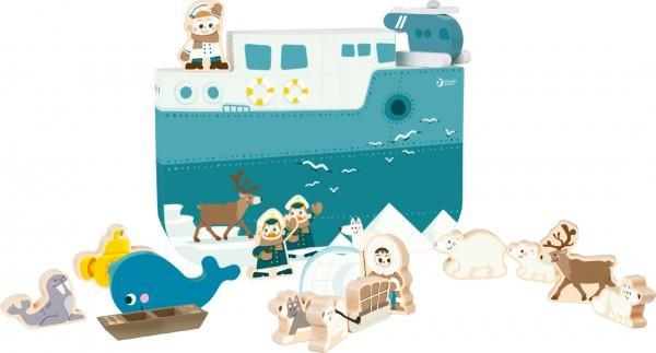 Creador de Historias Antártica