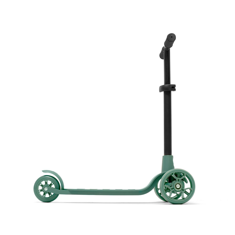 Scooter roda verde