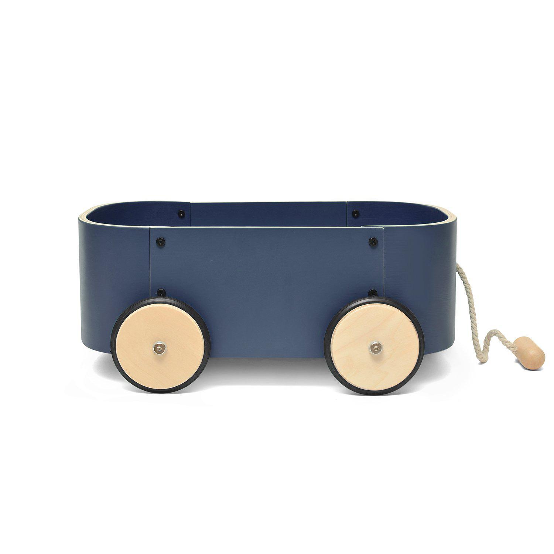 Carro lupe azul