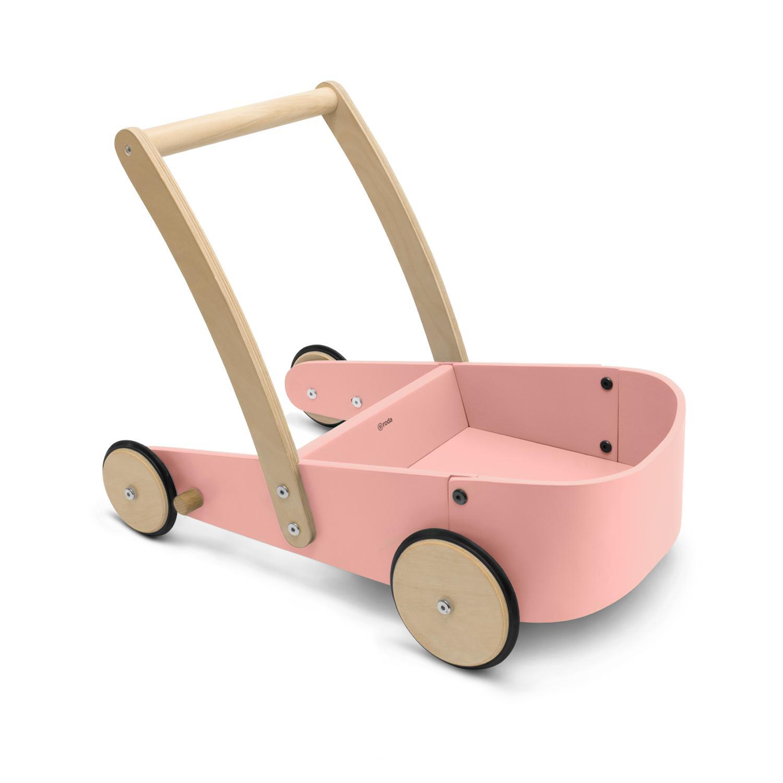 Carrito andador rosado