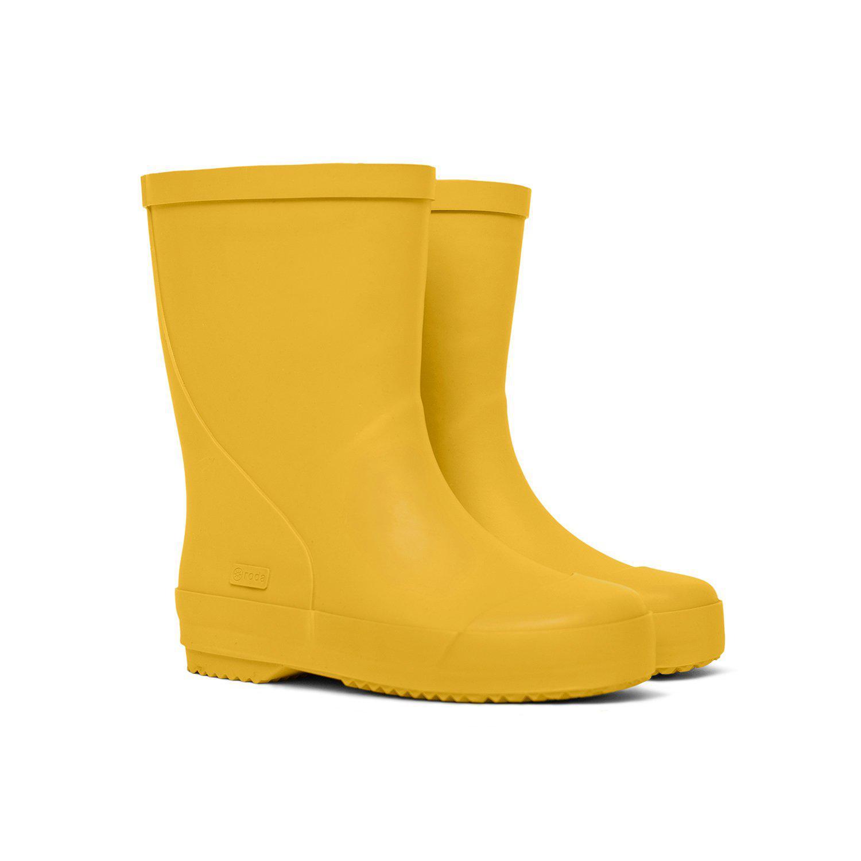Botas de agua amarillas 2020