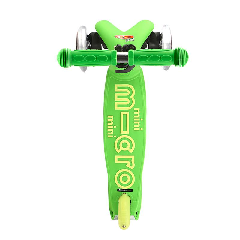 Scooter Micro Mini Deluxe Verde