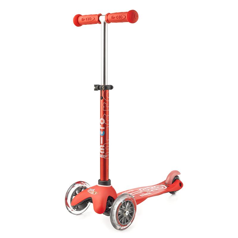 Scooter Micro Mini Deluxe Rojo