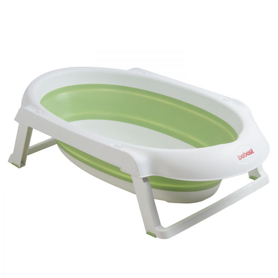 Bañera Plegable Bebesit Jelly – Verde