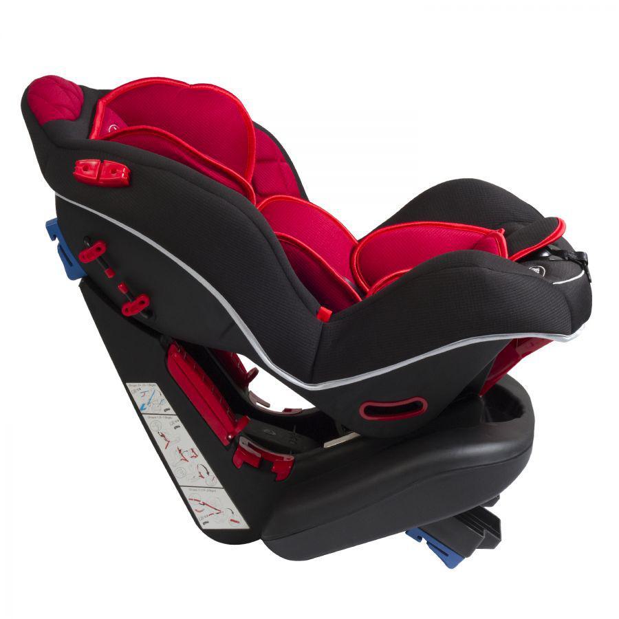 Silla De Auto Convertible GTI - Roja