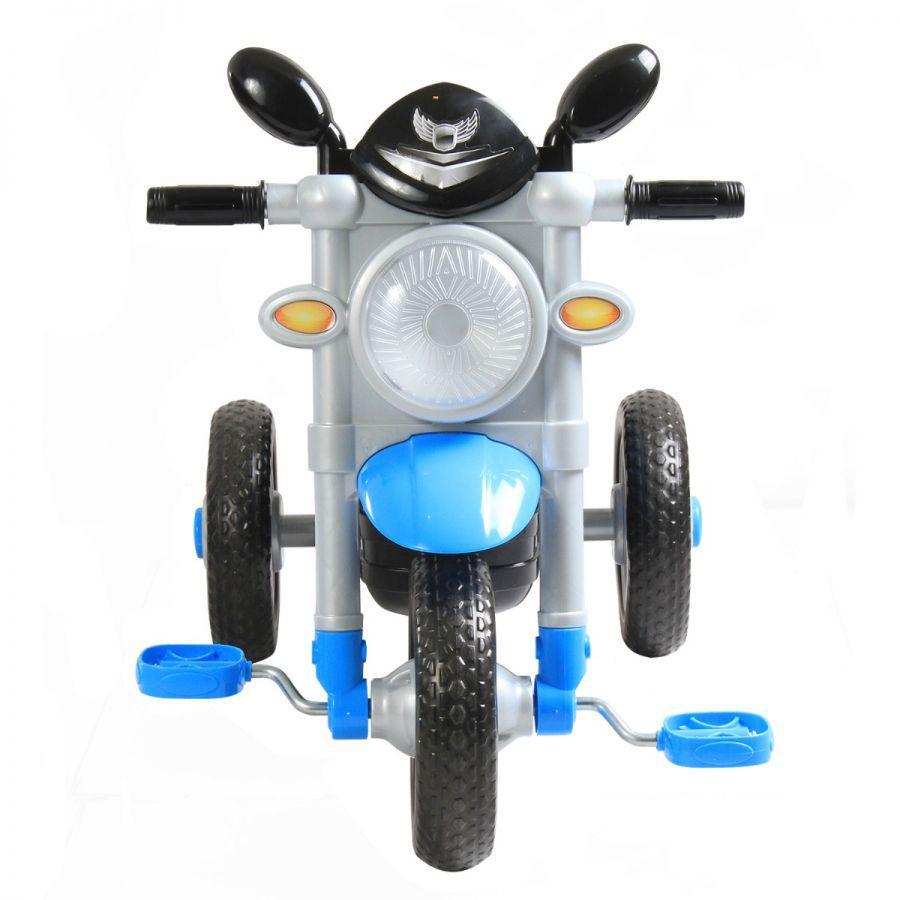 Triciclo Moto - Azul