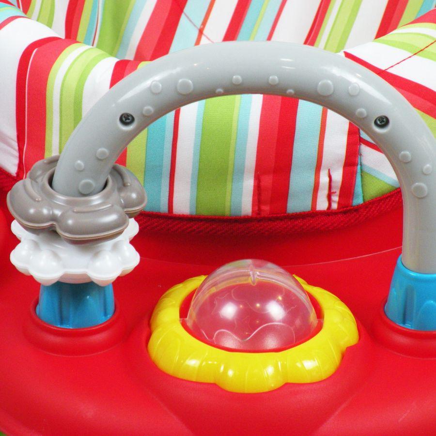 Centro De Actividad Triple Fun - Rojo