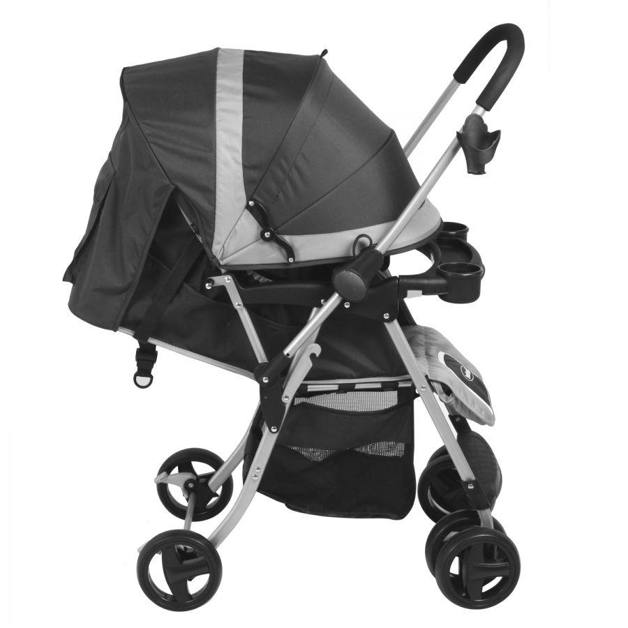 Coche Paseo y Cuna Twister SX - Gris