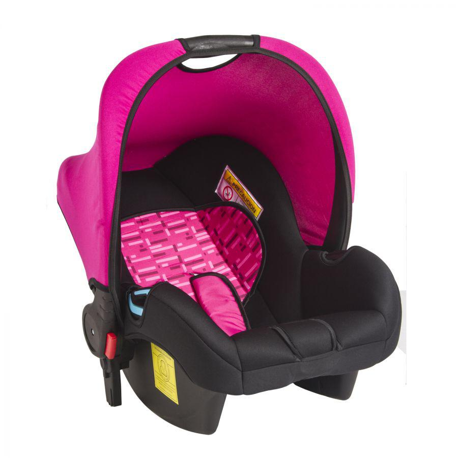 Coche Travel System Orion - Rosa