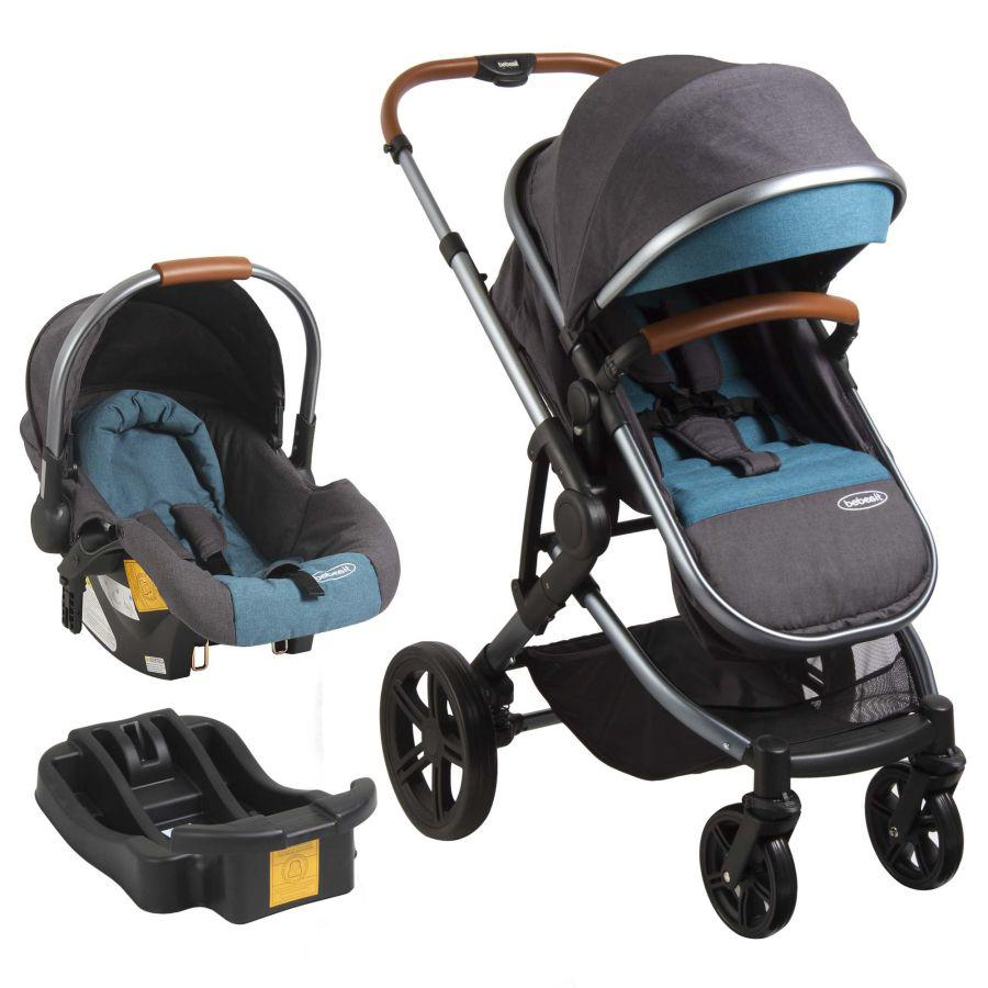 Coche Travel System ASPEN AIR - Verde