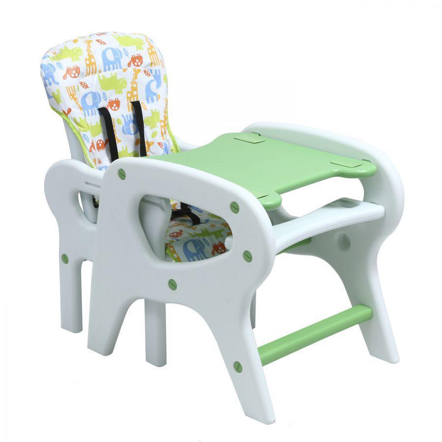 Silla De Comer Kinder - Verde