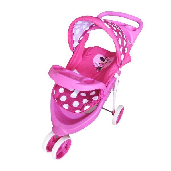 Juguete Coche jogger muñeca - Minnie