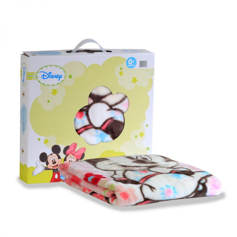 Frazada con broches - Minnie