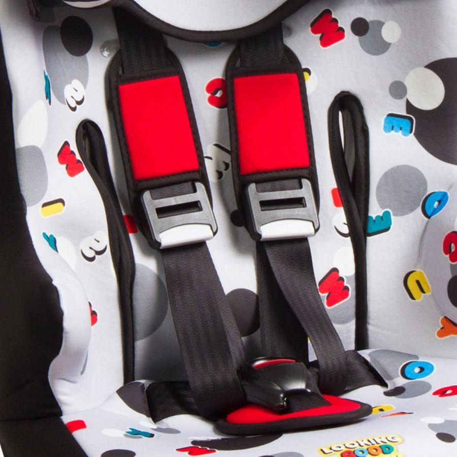Silla De Auto Butaca Racer Mickey Nueva