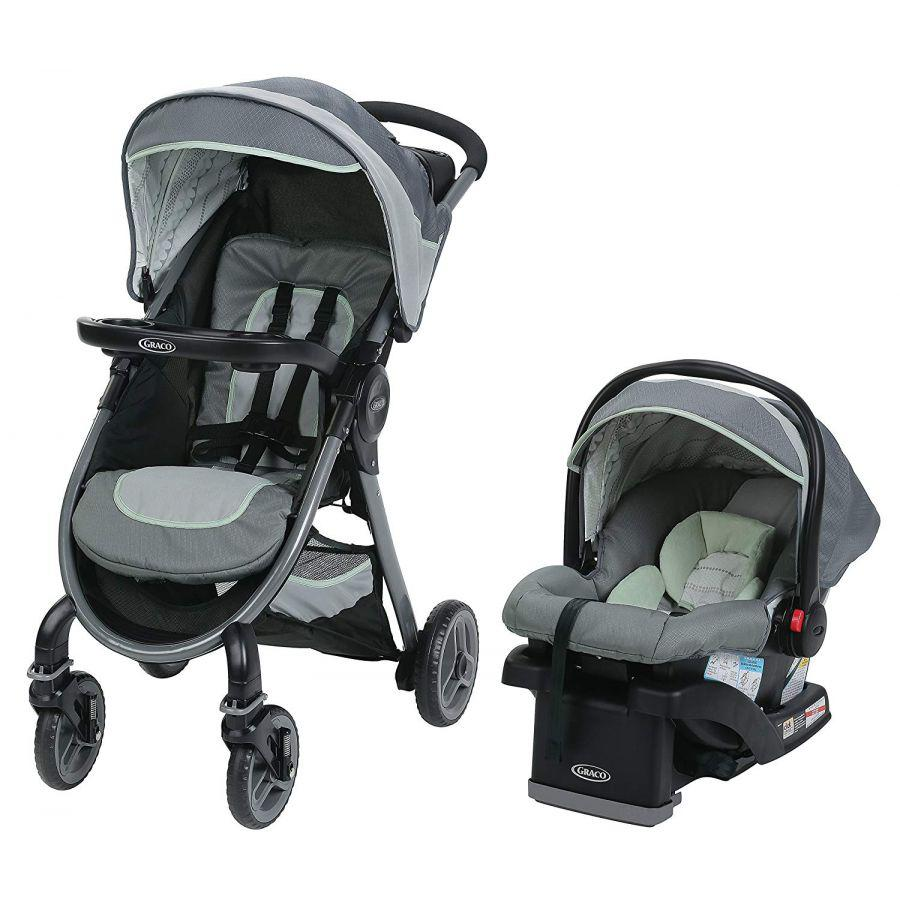 Coche Travel System FastAction 2.0 - Mason