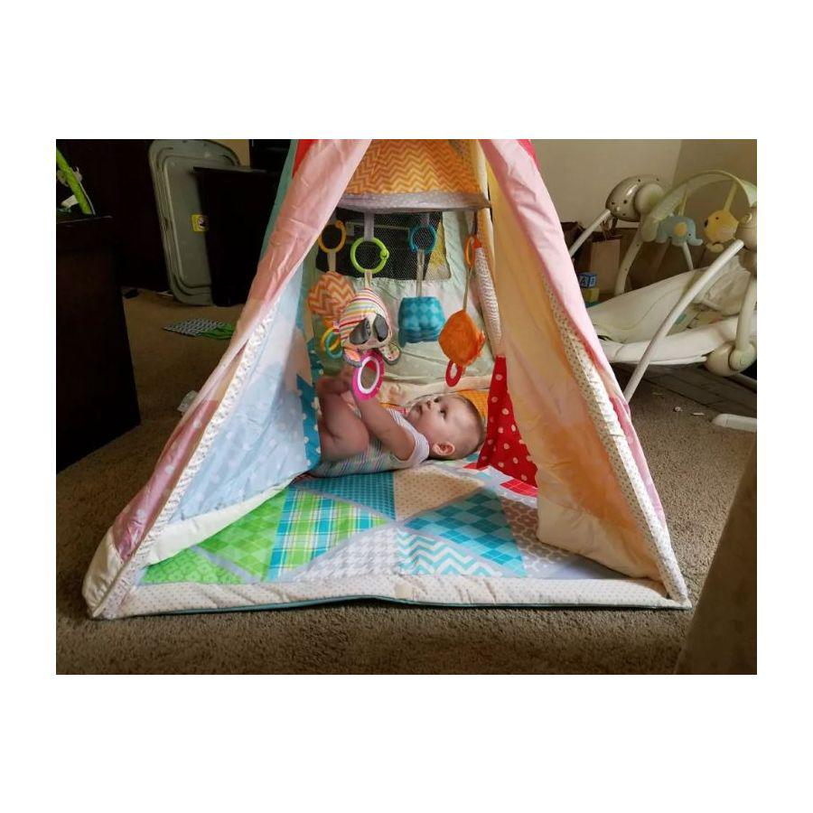 Gimnasio Gym & Fun Teepee