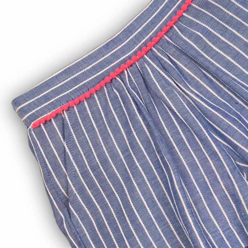 Short de rayas texturizadas