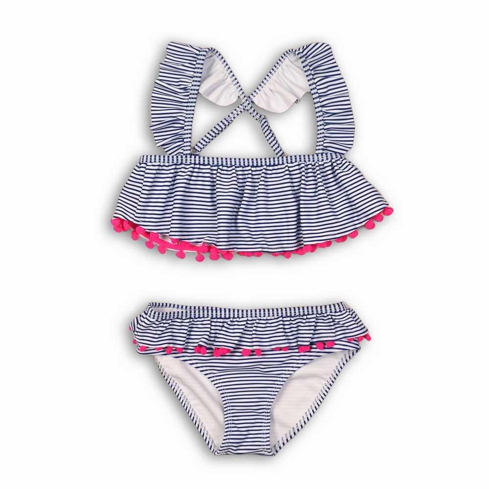 Bikini de dos piezas con cruzados