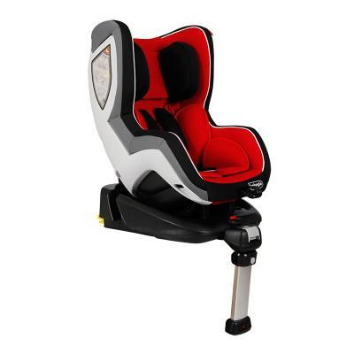 Silla De Auto Convertible Isofix LB-589-3 Rojo