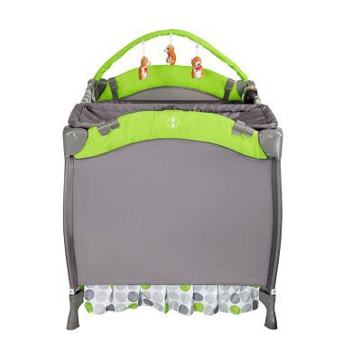 Cuna Pack & Play RS-6190-5 Verde Oliva