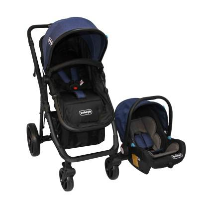 Coche Travel System Volta RS-13780-1 Azul
