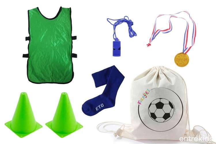 Disfraz Fútbol Verde