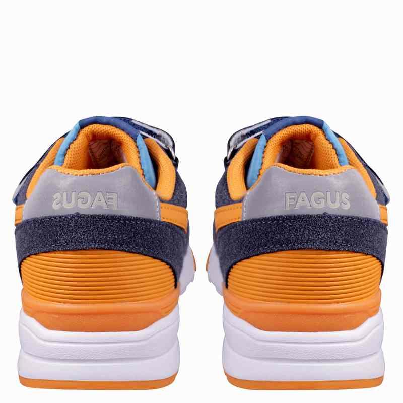 Zapatilla Sport Niño Azul Fagus 2FZ3820