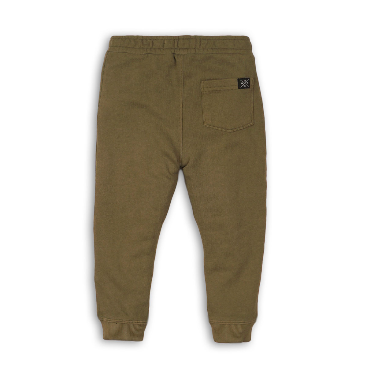 Pantalón parche texturizado