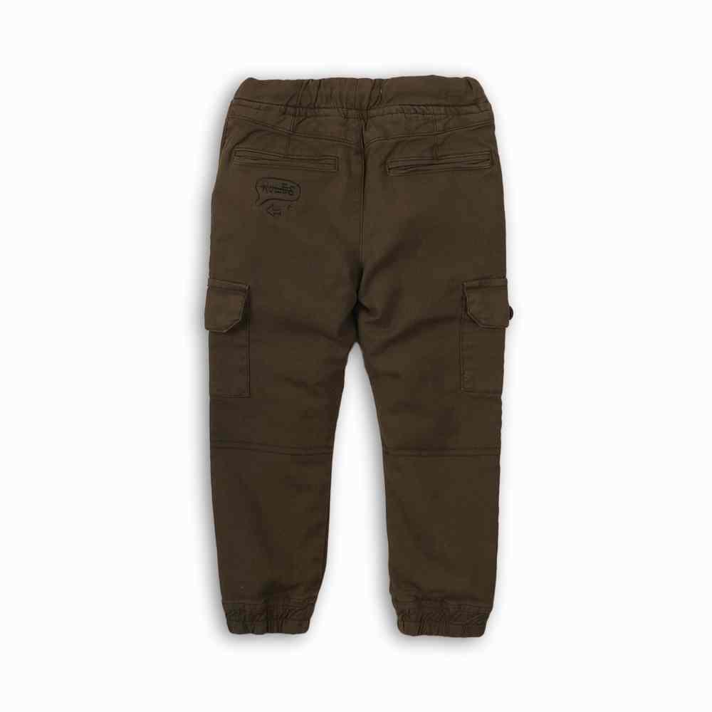 Pantalón tejido