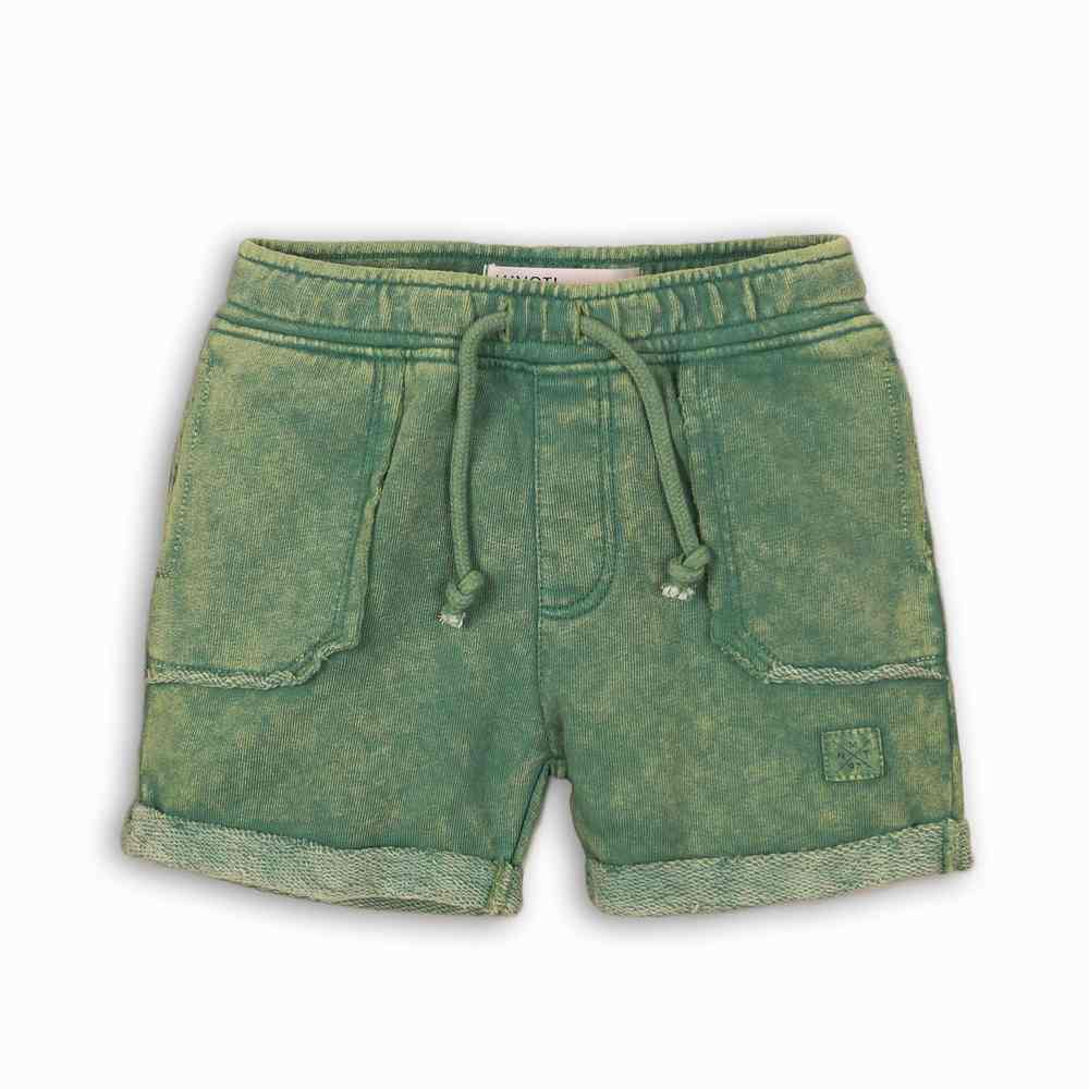 Short con bolsillos ajustable