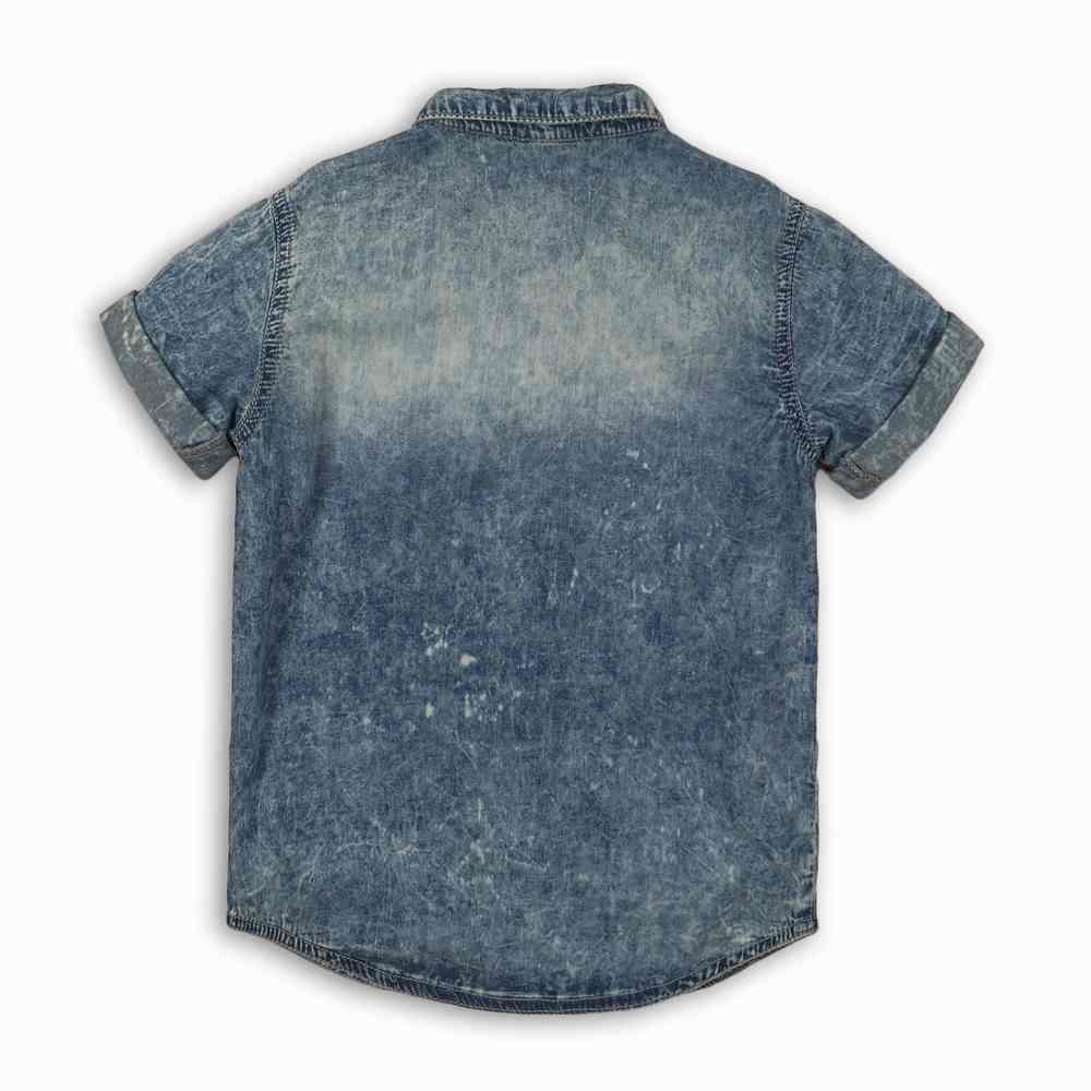 Camisa Denim