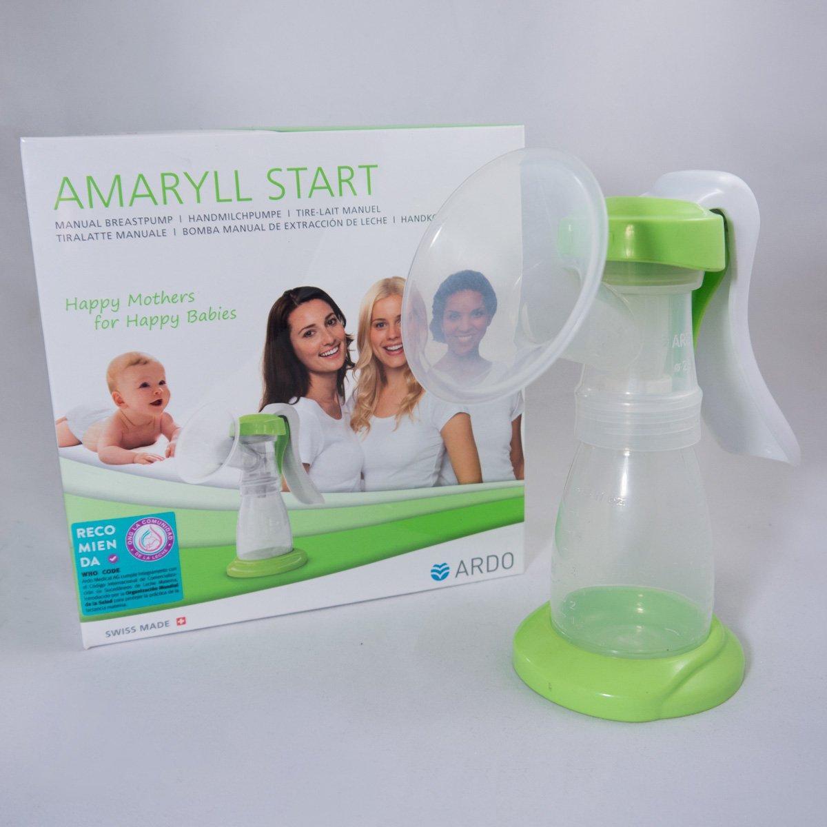 Sacaleches manual Ardo Amaryll Start