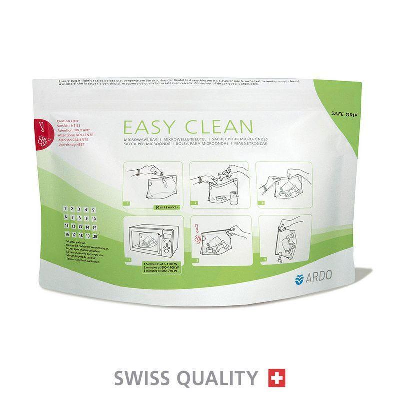Bolsas esterilización Ardo Easy Clean 5 uns