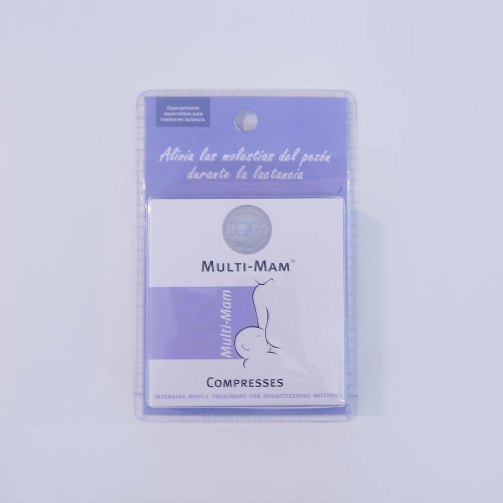 Compresas Multi-Mam 12 uns
