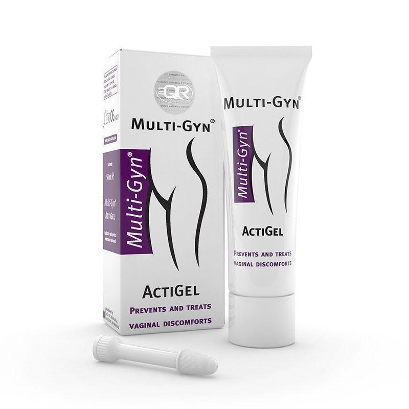 Gel Multi-Gyn ActiGel tubo 50ml