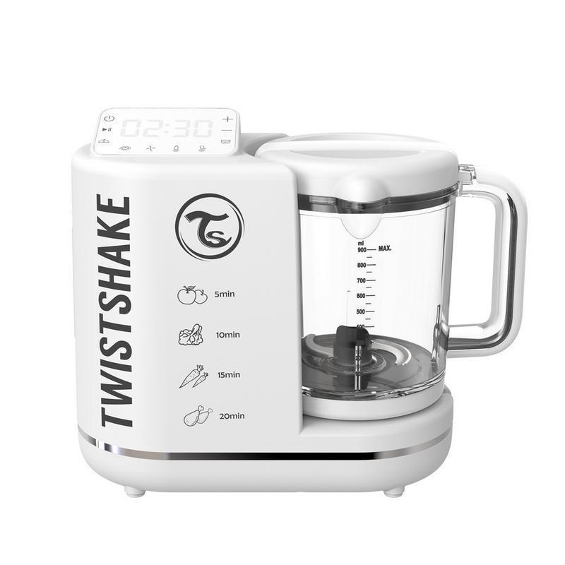Procesador de alimentos Twistshake 6 en 1