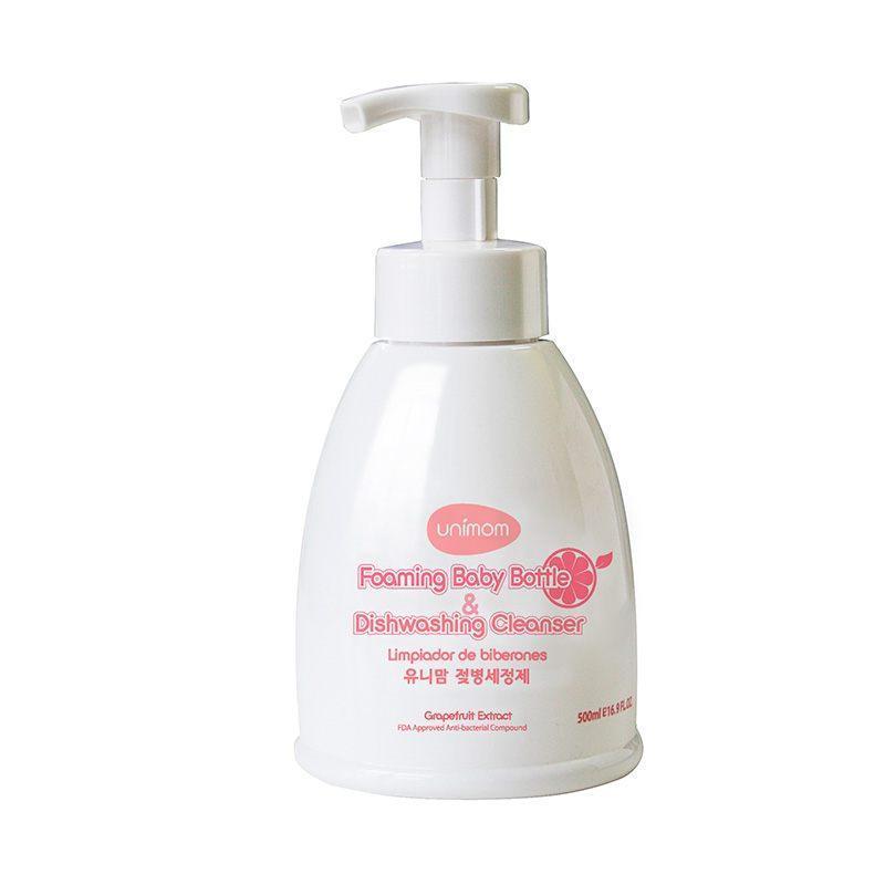 Espuma limpiadora natural Unimom 500ml
