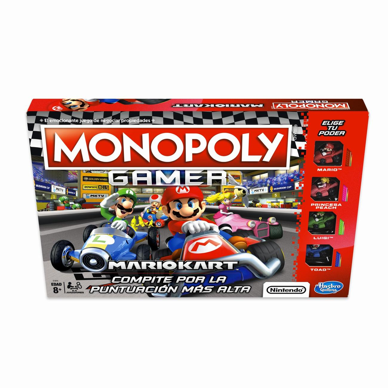 Monopoly Gamer Mariokart