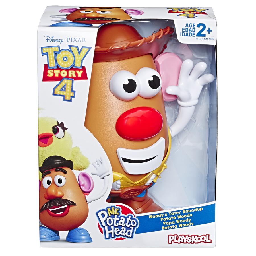 Sr Cara De Papa Toy Story 4 Papa Woody